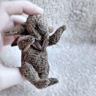 Куклы и игрушки ручной работы. Ярмарка Мастеров - ручная работа Arne, 10 см. Handmade.