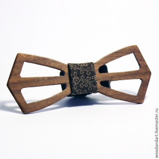 Галстуки, бабочки ручной работы. Ярмарка Мастеров - ручная работа. Купить Деревянная галстук- бабочка. Handmade. Разноцветный, бабочка галстук