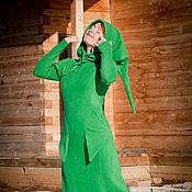 Одежда ручной работы. Ярмарка Мастеров - ручная работа Зеленая Трава. Handmade.