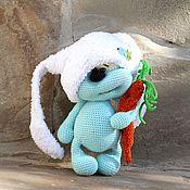 Куклы и игрушки ручной работы. Ярмарка Мастеров - ручная работа Мишка улыбашка. Handmade.