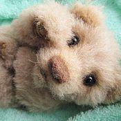 Куклы и игрушки ручной работы. Ярмарка Мастеров - ручная работа Детеныш сирийского бурого медведя. Handmade.
