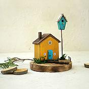 Для дома и интерьера handmade. Livemaster - original item House of derivativesrelated for domany gift. Handmade.