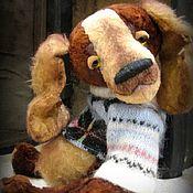 Куклы и игрушки ручной работы. Ярмарка Мастеров - ручная работа Снупи...собака-тедди. Handmade.