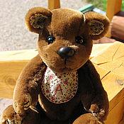 """Куклы и игрушки ручной работы. Ярмарка Мастеров - ручная работа Игрушка """"Медвежонок Александр"""". Handmade."""