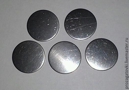 prozagotovki OMD Lab Нержавеющая сталь Диаметр 19 мм толщина 1,5 мм