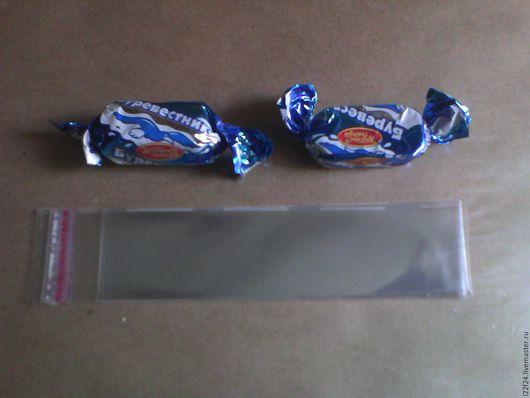 Упаковка ручной работы. Ярмарка Мастеров - ручная работа. Купить Пакетик  16 см: 3,5 см по 10 штук. Handmade.