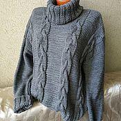 handmade. Livemaster - original item Knitted sweater