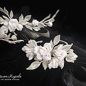 Украшения handmade. Livemaster - original item Jewelry sets for the bride