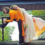 Одежда ручной работы. Ярмарка Мастеров - ручная работа Свадебный комплект. Handmade.