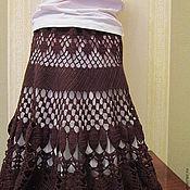 Одежда ручной работы. Ярмарка Мастеров - ручная работа Юбка летняя (по мотивам юбочки Pepe). Handmade.