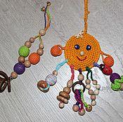 Одежда ручной работы. Ярмарка Мастеров - ручная работа Грызунки из можжевеловых бусин. Handmade.
