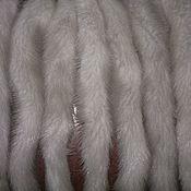 Аксессуары для вышивки ручной работы. Ярмарка Мастеров - ручная работа Хвосты норки разного цвета. Handmade.
