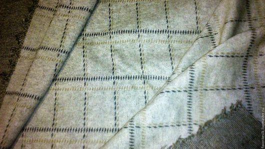 Шитье ручной работы. Ярмарка Мастеров - ручная работа. Купить Шерсть джерси плотное  шир.170 см. Handmade. Трикотаж