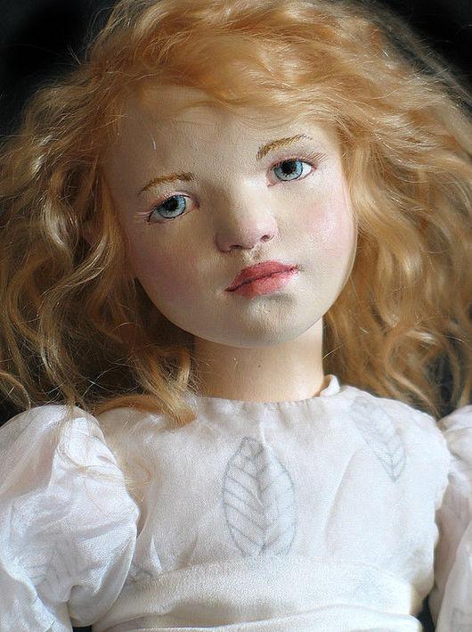 Коллекционные куклы ручной работы. Ярмарка Мастеров - ручная работа. Купить Миа. Handmade.