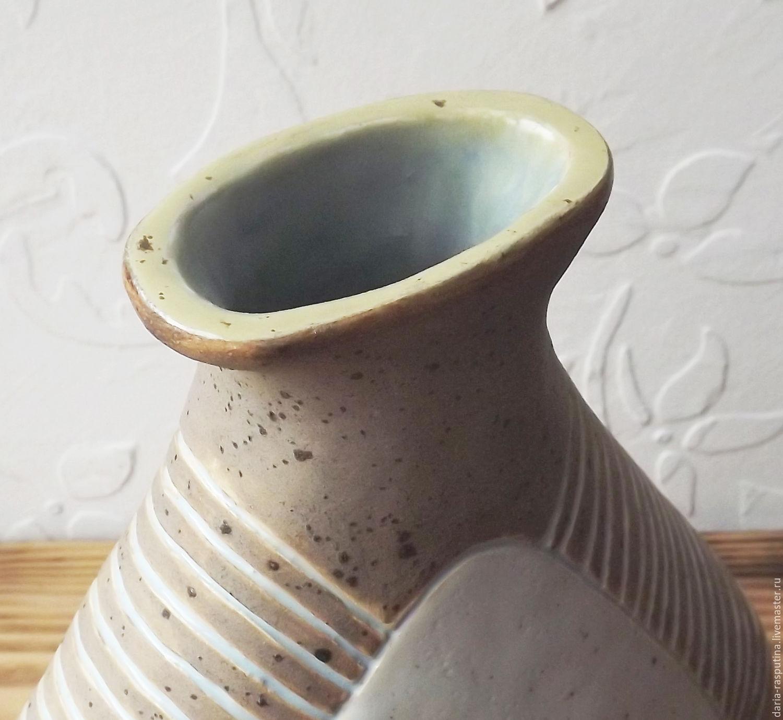 Комплект керамических ваз