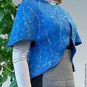 """Одежда ручной работы. Ярмарка Мастеров - ручная работа Жилет """" Галактика """". Handmade."""