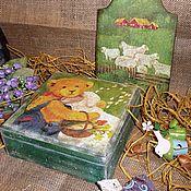 Для дома и интерьера ручной работы. Ярмарка Мастеров - ручная работа My gentle dolly комплект. Handmade.
