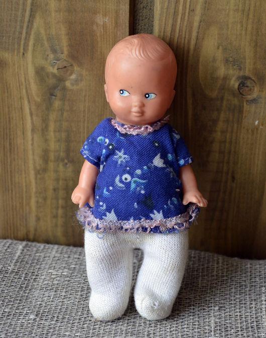 Винтажные куклы и игрушки. Ярмарка Мастеров - ручная работа. Купить Пупс. ГДР. Handmade. Комбинированный, Пупсик, гдр