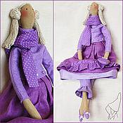 Куклы и игрушки ручной работы. Ярмарка Мастеров - ручная работа Тильда Лив. Handmade.