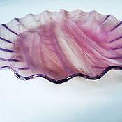 """Посуда ручной работы. Ярмарка Мастеров - ручная работа Тарелка """"Волна"""". Handmade."""