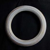 Материалы для творчества handmade. Livemaster - original item A circular frame for embroidery. Handmade.