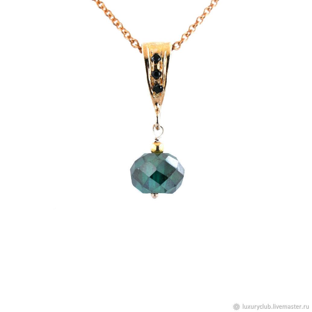 ' Nirvana ' Pendant with diamond to buy, Pendants, Tolyatti,  Фото №1