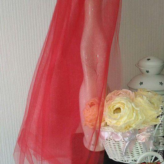 Свадебные украшения ручной работы. Ярмарка Мастеров - ручная работа. Купить фата для девичника. Handmade. Комбинированный, фата на девичник
