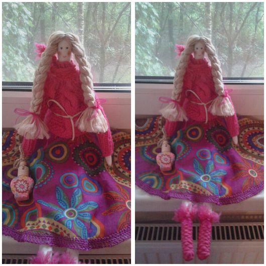 Куклы Тильды ручной работы. Ярмарка Мастеров - ручная работа. Купить Ксюша. Handmade. Тильда, кукла ручной работы