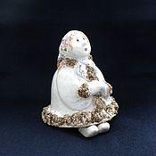 Марфуша со снежком