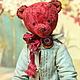Мишки Тедди ручной работы. Заказать Мишка Тедди Интерьерный 27 см. Старостина Татьяна (StarBears). Ярмарка Мастеров.