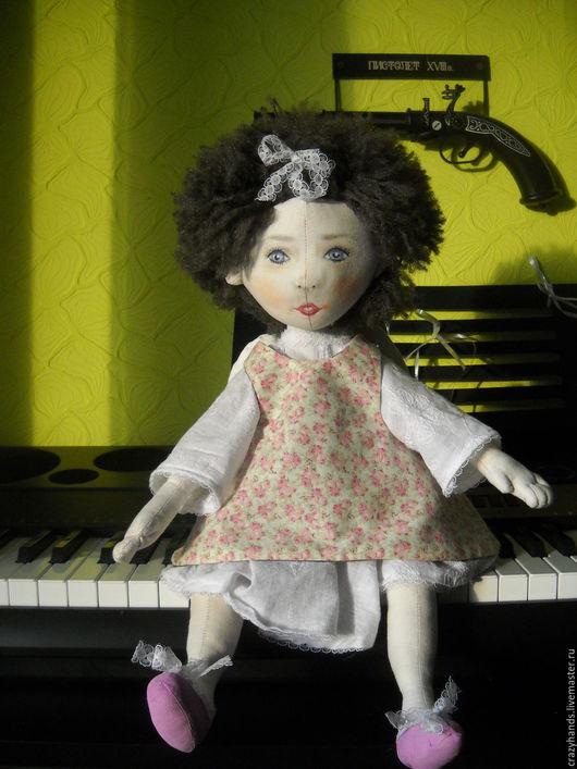 Ароматизированные куклы ручной работы. Ярмарка Мастеров - ручная работа. Купить Кукла-ангел + одежда.. Handmade. Интерьерная кукла