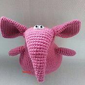 Куклы и игрушки handmade. Livemaster - original item Elephant. Handmade.