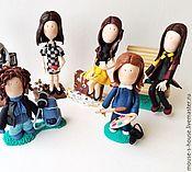 Куклы и игрушки handmade. Livemaster - original item Individual dolls. Handmade.