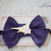 Аксессуары handmade. Livemaster - original item Bow tie