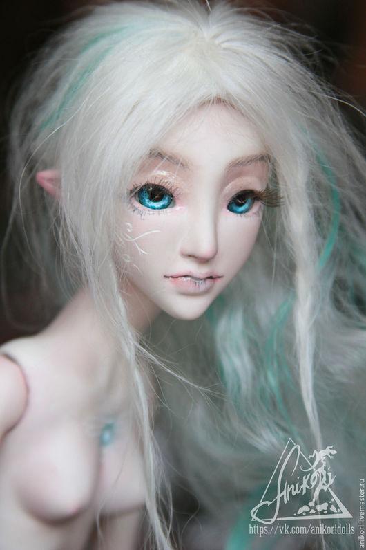 Коллекционные куклы ручной работы. Ярмарка Мастеров - ручная работа. Купить Дерия. Шарнирная кукла лимитированной коллекции BJD. Handmade.