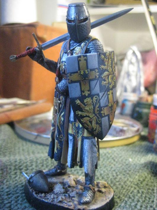 Миниатюрные модели ручной работы. Ярмарка Мастеров - ручная работа. Купить Оловянная миниатюра. Handmade. Комбинированный, историческая миниатюра
