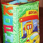 """Куклы и игрушки ручной работы. Ярмарка Мастеров - ручная работа Большая развивающая именная книжка """"Корней"""". Handmade."""