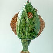Сувениры и подарки handmade. Livemaster - original item Ceramic bell