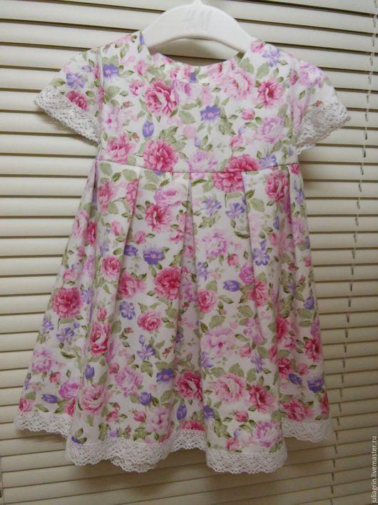 Одежда для девочек, ручной работы. Ярмарка Мастеров - ручная работа. Купить Платье беби долл. Handmade. Комбинированный, платье для праздника