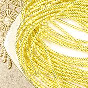 Материалы для творчества ручной работы. Ярмарка Мастеров - ручная работа Трунцал Золото 2,5 мм. Handmade.