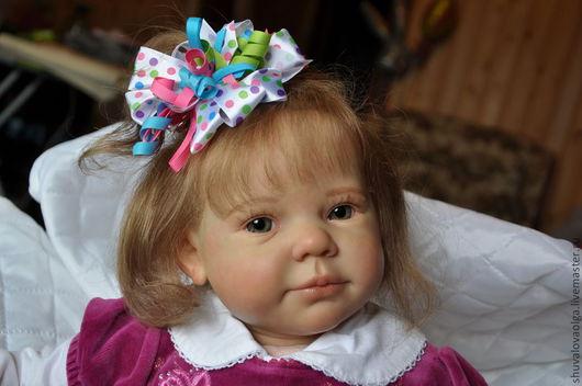 Куклы-младенцы и reborn ручной работы. Ярмарка Мастеров - ручная работа. Купить Кукла реборн Камилла. Handmade. Бежевый