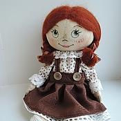 Куклы и игрушки ручной работы. Ярмарка Мастеров - ручная работа Застенчивая.... Handmade.