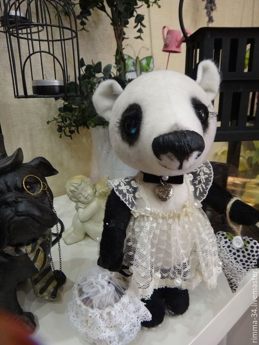 Мишки Тедди ручной работы. Ярмарка Мастеров - ручная работа. Купить Медвежонок Катенька. Handmade. Тедди мишка, плюш
