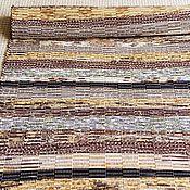 Для дома и интерьера ручной работы. Ярмарка Мастеров - ручная работа Половик ручного ткачества (№ 173). Handmade.
