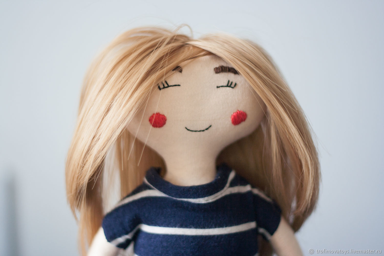 Как нарисовать кукле лицо своими руками 838