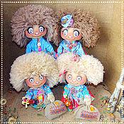 Куклы и игрушки ручной работы. Ярмарка Мастеров - ручная работа Домовята -обереги для семьи. Handmade.