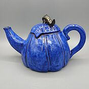 Посуда handmade. Livemaster - original item Ceramic teapot