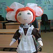 Куклы и игрушки ручной работы. Ярмарка Мастеров - ручная работа кукла Анфиска. Handmade.
