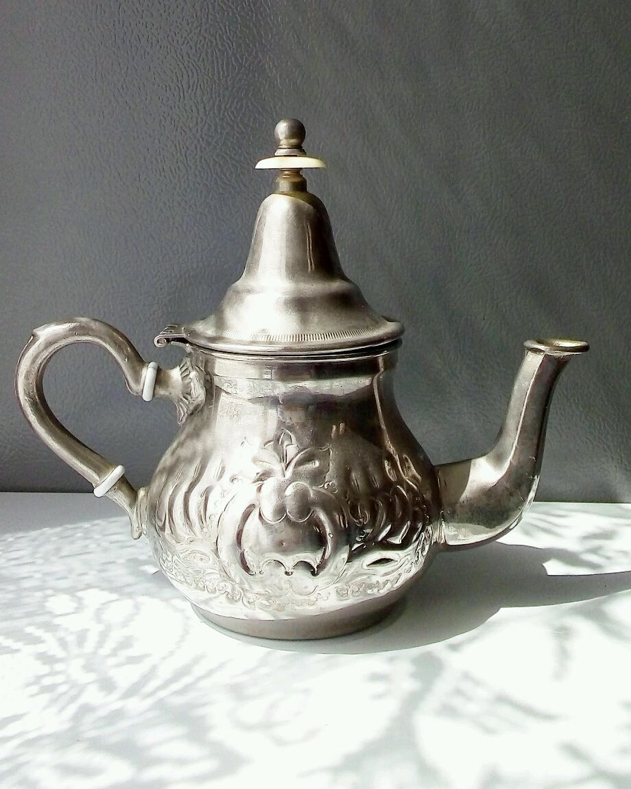 Kettle . ' Desert rose ', Vintage teapots, Albi,  Фото №1