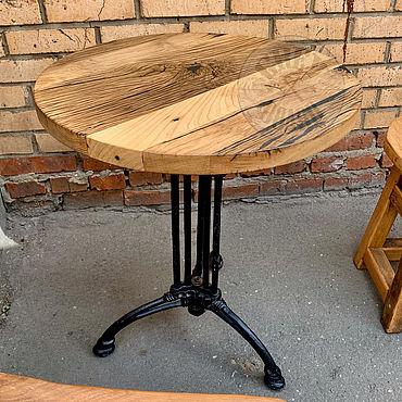 Мебель ручной работы. Ярмарка Мастеров - ручная работа Столы: Стол. Handmade.